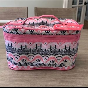 Caboodles Soft Sided Cosmetic Train Case
